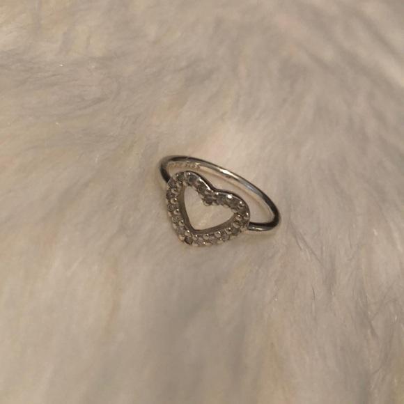Pandora Jewelry Authentic Be My Valentine Ring Size 6 Poshmark